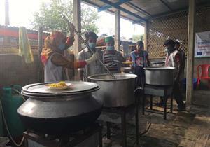 ألبوم صور| مخيمات الروهينجا في بنجلاديش