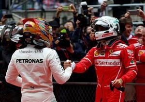 فيتيل وهاميلتون يتصارعان في أبوظبي لتصدر مشهد ختام فورمولا-1 لعام 2017