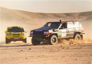 ننشر نتائج اليوم الأول من بطولة مصر للراليات الصحراوية (صور)
