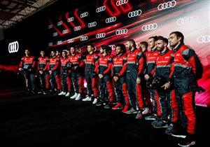 """بالفيديو والصور.. """"أودي"""" تهدي لاعبي ريال مدريد مجموعة من أحدث سياراتها"""