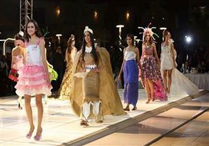 """أكياس قمامة و""""كوتشينة"""".. أبرز تصاميم الفساتين الصديقة للبيئة من ملكات جمال 2018"""