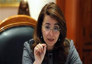 وزيرة التضامن: الدولة تقف إلى جانب أسر الشهداء وتوفر الحماية للمصابين وذويهم