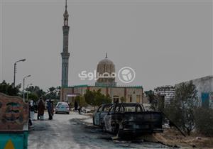 """المحامي العام لأمن الدولة: لم يمثل أي متهم للتحقيقات في حادث """"مسجد الروضة"""" الإرهابي"""