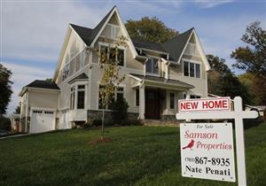 مبيعات المنازل الجديدة بأمريكا تسجل أعلى مستوى في 10 سنوات