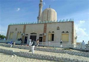 """مساعد محافظ شمال سيناء: ارتفاع عدد شهداء """"الروضة"""" إلى 309 شهداء"""