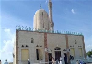 مطرانية بسوهاج تتبرع بـ 10 آلاف جنيه لترميم مسجد الروضة