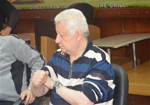 قائمة مرتضى منصور تخضع لاختبار المخدرات
