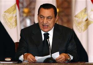 فيديو مسرب لمبارك حول مزاعم توطين الفلسطينيين في سيناء