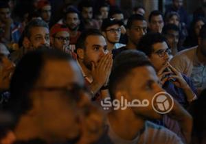 عدسة مصراوي ترصد انفعالات متابعي نهائي إفريقيا من المقاهي
