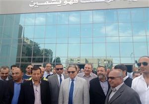 وزير الصحة: بدء التشغيل التجريبي لمستشفى 15 مايو السبت المقبل- صور