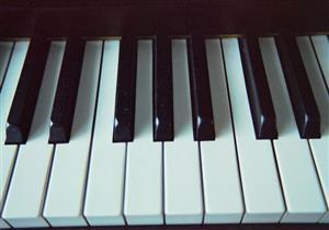 حياة كفيف على السلم الموسيقي