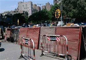 مرور القاهرة: إغلاق شارع ترعة الجبل بحدائق القبة 25 يومًا
