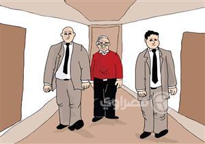 """""""مصراوي"""" يخترق مقر إقامة أحمد شفيق.. ليلة في """"الماريوت"""""""