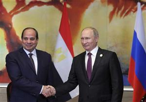 """تزامناً مع زيارة """"بوتين"""".. تعزيزات أمنية بالقاهرة ومحيط المطار"""