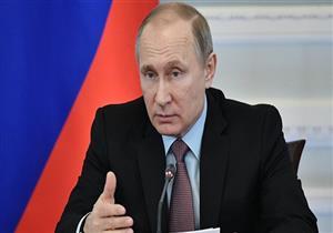 بالفيديو- الرئيس الروسي يغادر القاهرة بعد لقاء السيسي