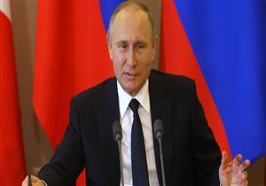 بالفيديو- بوتين: اتفقنا مع مصر على تعزيز التعاون لحل الأزمة السورية