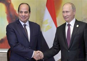 استغرقت 4 ساعات.. تفاصيل زيارة بوتين لمصر (تايم لاين)