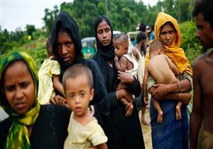 وفد من التعاون الإسلامي يزور مخيمات لاجئي الروهينجيا في بنجلاديش