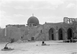 صور نادرة للمسجد الأقصى.. أولى القبلتين وثالث الحرمين