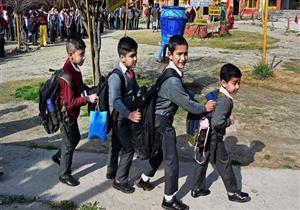 7 أمراض يصاب بها الأطفال في المدرسة