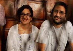 شقيقة الناشط علاء عبد الفتاح تكشف لأول مرة عن زواجها من هذا الممثل