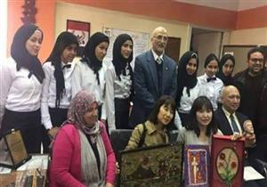 إطلاق المرحلة الثانية من مشروع التجربة اليابانية بالمدارس المصرية