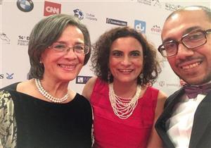 فيديو.. منحة البطراوي تعلق على فوزها بجائزة أفضل ممثلة بمهرجان دبي