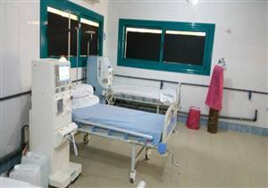 توفير 7 ماكينات غسيل كلوي جديدة بمستشفى بلقاس المركزي