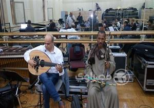 """""""مصراوي"""" مع """"كايرو ستيبس"""" في بروفات دار الأوبرا (صور)"""
