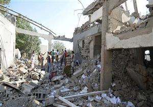 مصدر يمني: ارتفاع حصيلة ضحايا قصف سجن في صنعاء إلى 30 قتيلا