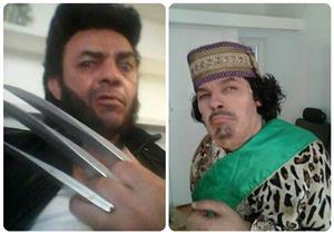 شاهد.. تقليد علاء مرسي لمشاهير العالم (صور)