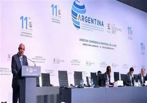 وزير الصناعة: مصر تتمسك بإبقائها على طاولة مفاوضات منظمة التجارة العالمية