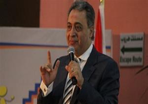 وزير الصحة يعلن حل أزمة البنسلين بضخ 400 ألف قارورة