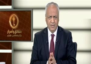 بكري: الحرب على قطاع غزة يهدف للدفع بالفلسطنيين إلى أراضي سيناء