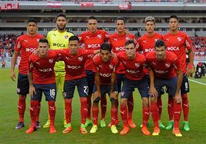 إنديبندينتي الأرجنتينى يحرز لقبه الثاني في كأس كوبا سود أمريكانا لكرة القدم