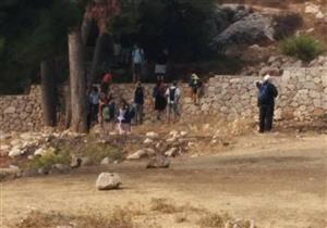 مستوطنون يهود يقتحمون برك سليمان في بيت لحم