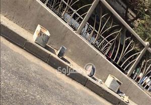 """الصور الأولى لموقع العثور على قنبلتين بشارع السودان ..""""عملية التفكيك نجحت"""""""