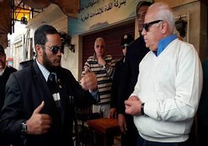 بالصور- محافظ بورسعيد يدعو لحملة ضد الوحدات السكنية المفروشة