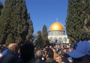 """انطلاق مسيرات حاشدة من جميع مساجد فلسطين في """"جمعة الغضب"""""""