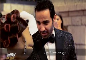 أبلة فاهيتا تسخر من بدلة أحمد فهمي في دبي السينمائي -فيديو