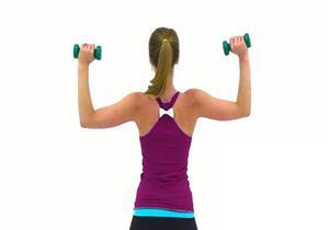 تمارين رياضية لتنشيط الجسم وانخفاض الوزن- فيديو