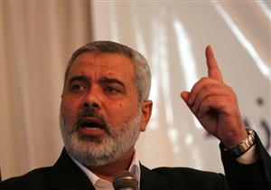 """هنية يحذر من """"عواقب وخيمة"""" لاستمرار تأخر تحقيق المصالحة الفلسطينية"""