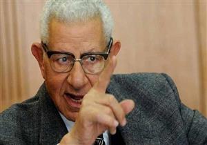 """مكرم محمد أحمد: """"دار الهلال"""" لعبت دورًا تنويرياً في محاربة الإرهاب"""