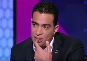"""أول تعليق من شادي محمد على فوز الخطيب برئاسة """"الأهلي"""" - فيديو"""