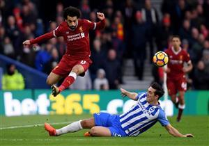محمد صلاح ينافس على جائزتين مع ليفربول