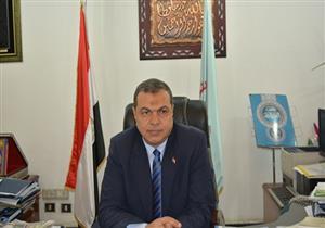 وزير القوى العاملة يزور مصابي حادث الروضة بمعهد ناصر