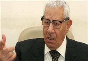 """مكرم محمد أحمد في وداع """"صلاح عيسي"""" …""""معارض مشاغب"""""""