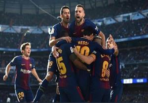 أهداف (ريال مدريد 0 - برشلونة 3) كلاسيكو الكريسماس