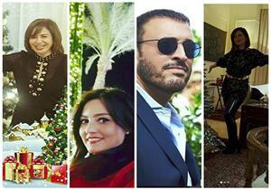 بالصور.. نجوم الفن يهنئون الجمهور بعيد الميلاد المجيد على طريقتهم