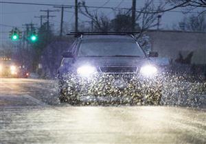 """""""كريم"""" توجه 6 نصائح لقيادة السيارات بأمان في الأمطار الغزيرة"""